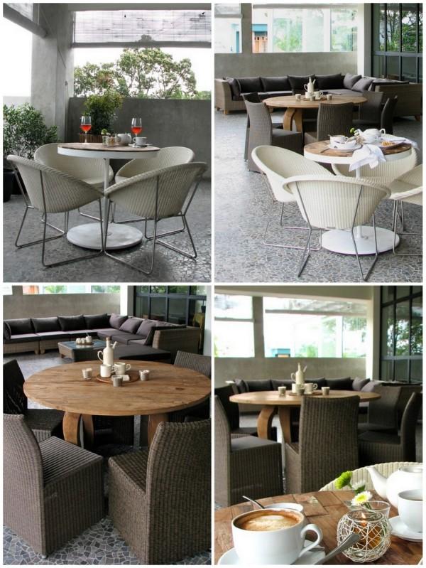 Project Koi V ☆ Koi Kemang Patio Furniture Chuzai Living