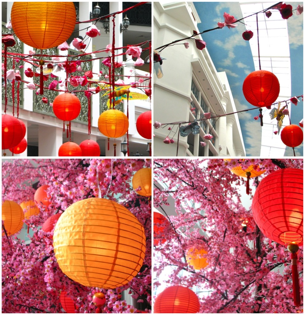 Valentine Decoration With A Touch Of Chinese New Year