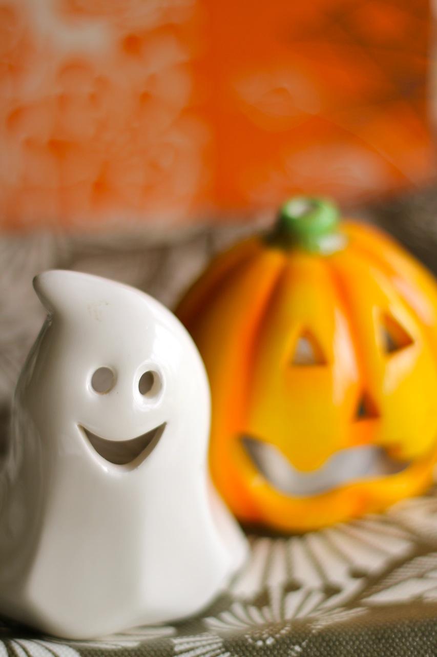 Happy Halloween ☆ Tulisan Chuzai ☆ Living