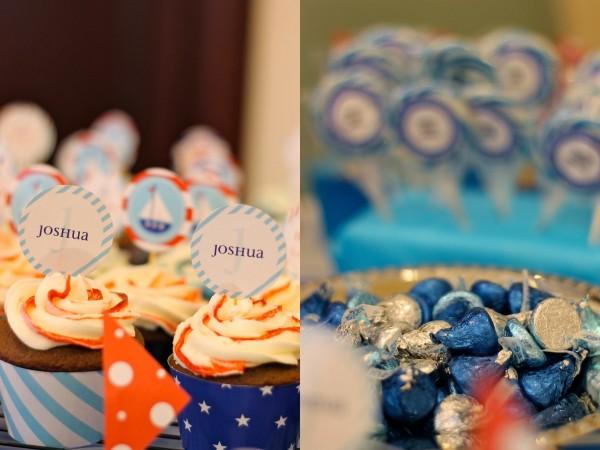 Nautical Birthday Party1