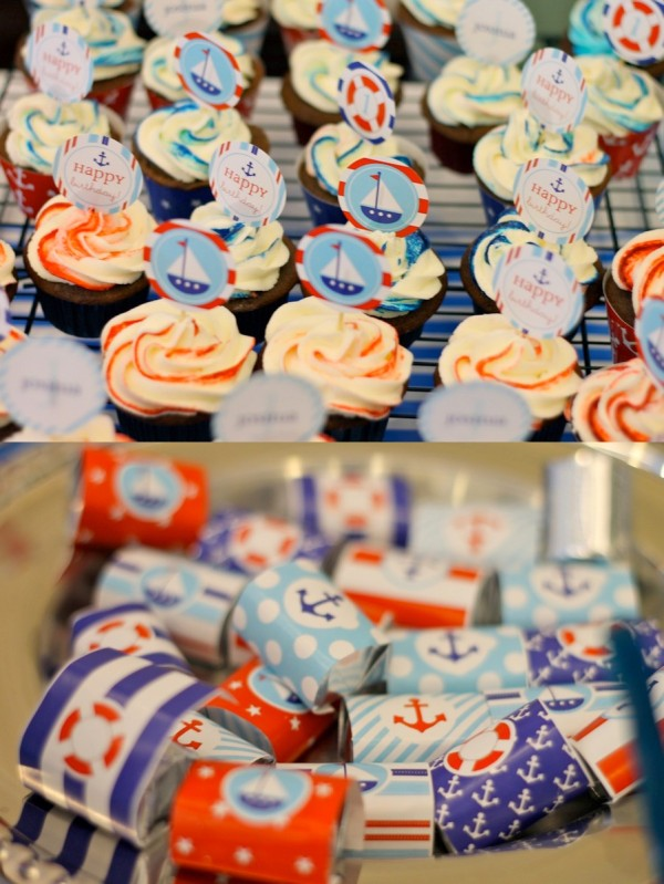 Nautical Birthday Party2