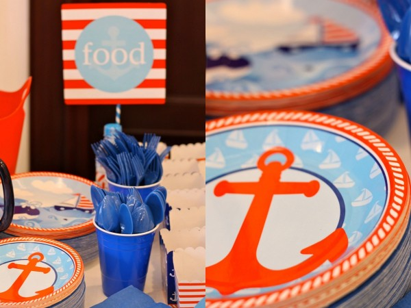 Nautical Birthday Party3