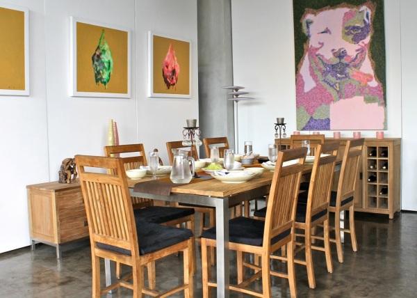 KOI Dining Set01