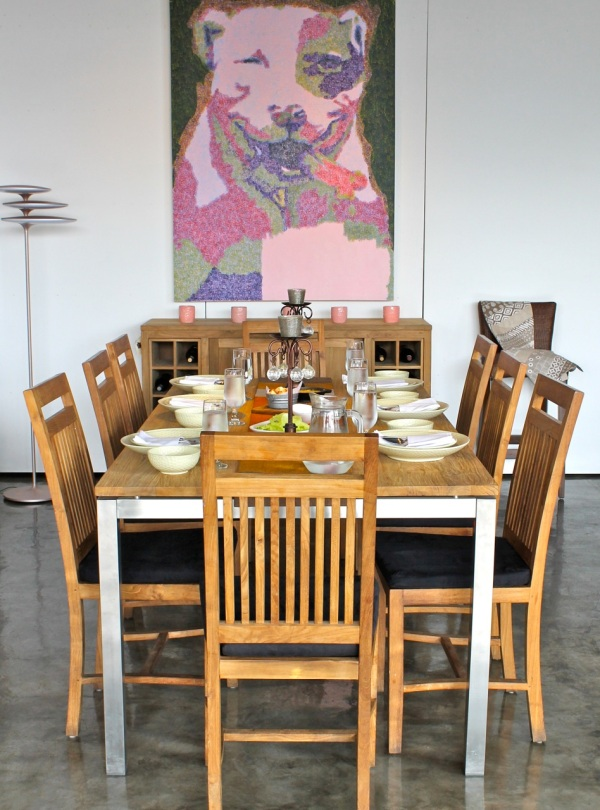 KOI Dining Set03