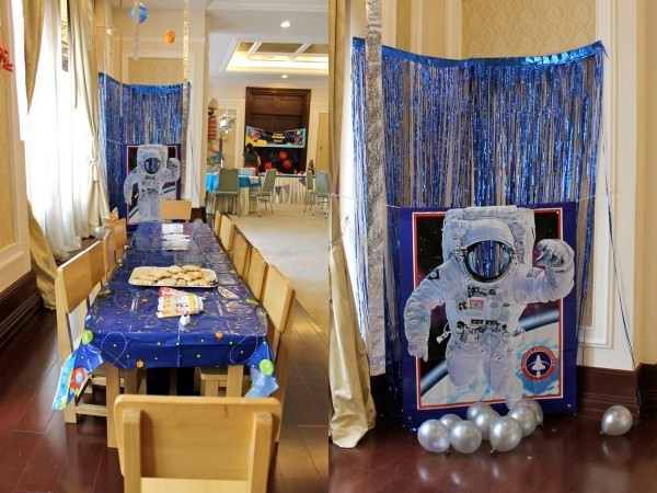 Space Theme Party1