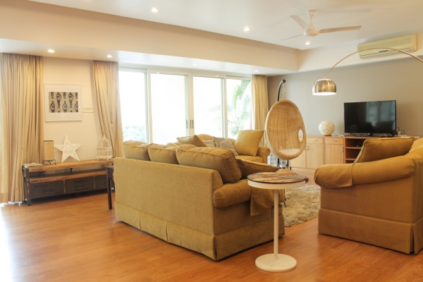 Rattan Chair & Living Room-7