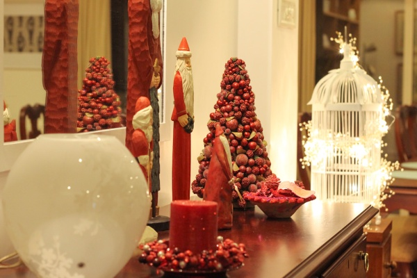 Christmas Red & Birdcage-6