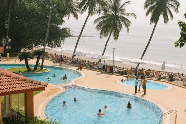 Cidade de Goa Pool