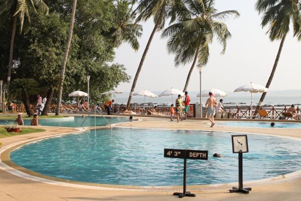 Cidade de Goa Reception Area-3