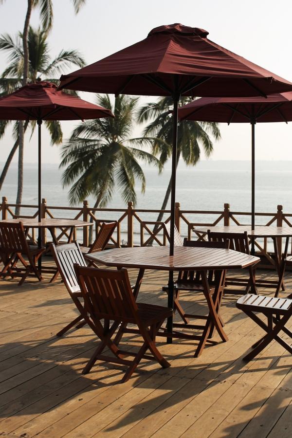 Cidade de Goa Reception Area-5