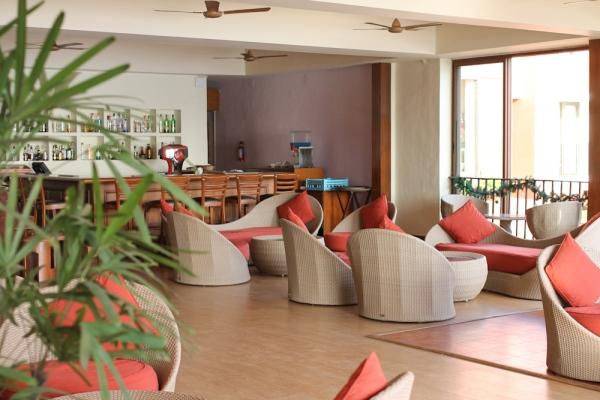 Cidade de Goa Reception Area