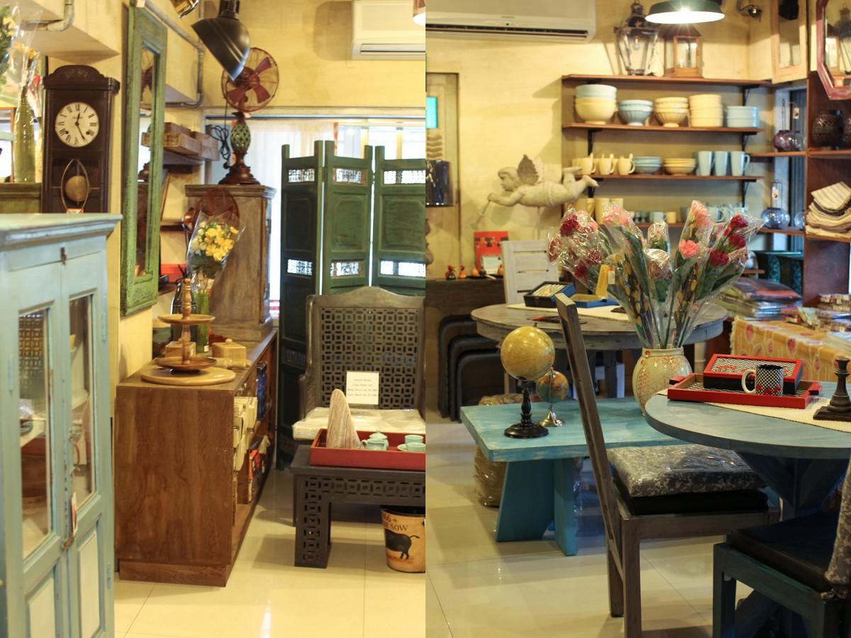 Sanctum Cool Home Decor Shop in Bandra Mumbai Chuzai Living