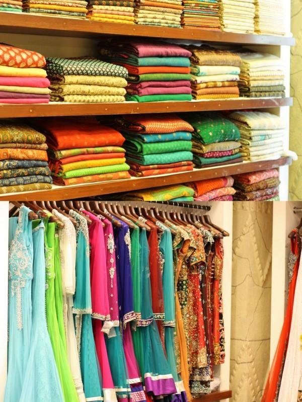 Santacruz Sari Shopping3