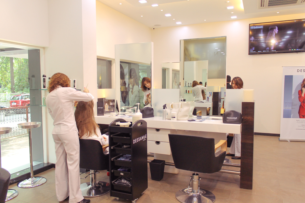 Friday finds dessange french salon spa in mumbai for Salons in mumbai