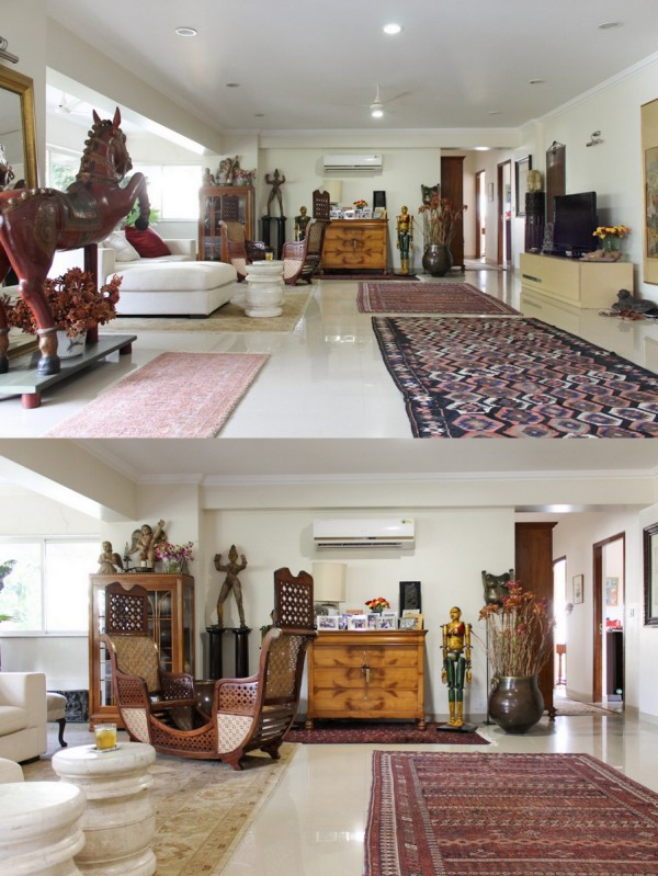 Home with Indian Antiques2