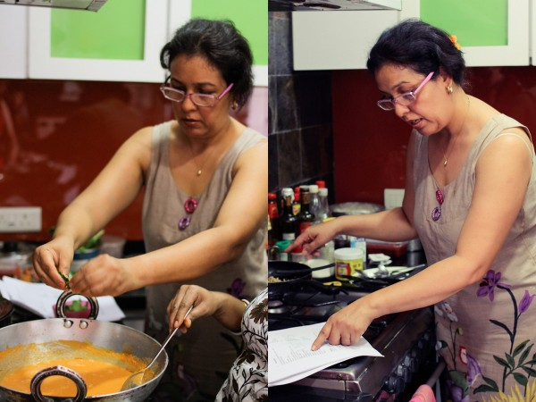 Vandana Thai Cooking Class Mumbai5